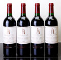 Red Bordeaux, Chateau Latour 1995 . Pauillac. Bottle (4). ... (Total: 4 Btls. )