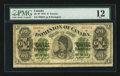 Canadian Currency: , DC-8f $1 1878. ...