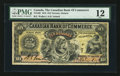 Canadian Currency: , Toronto, ON- The Canadian Bank of Commerce $10 May 1, 1912 Ch #75-14-28. ...