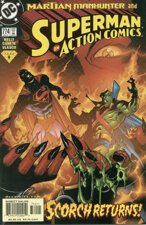 Issue cover for Issue #774