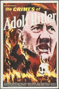 """Movie Posters:Documentary, The Crimes of Adolf Hitler (MGM, 1961). International One Sheet (27"""" X 41""""). Documentary.. ..."""