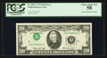 Error Notes:Inverted Third Printings, Fr. 2071-C $20 1974 Federal Reserve Note. PCGS Choice About New58.. ...