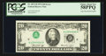 Error Notes:Inverted Third Printings, Fr. 2071-H $20 1974 Federal Reserve Note. PCGS Choice About New58PPQ.. ...