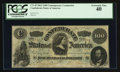 Confederate Notes:1862 Issues, CT49 $100 1862.. ...