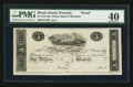 Obsoletes By State:Rhode Island, Westerly, RI- Phenix Bank $5 G32 Proof Haxby Plate Note. ...
