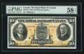 Canadian Currency: , Montreal, PQ- The Royal Bank of Canada $10 July 3, 1933 Ch #630-16-04. ...