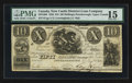Canadian Currency: , Peterborough, UC - The New Castle District Loan Company $10 Aug.27, 1836 Ch. # 525-10-08. ...