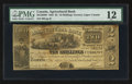 Canadian Currency: , Toronto, UC - The Agricultural Bank $2 Nov. 1, 1835 Ch. # 20-12-02-06. ...