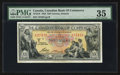 Canadian Currency: , Toronto, ON - The Canadian Bank of Commerce $20 Jan. 2, 1935 Ch. #75-18-10. ...
