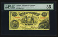 Canadian Currency: , Toronto, ON - The Bank of Toronto $10 Jan. 2, 1937 Ch. # 715-24-10....