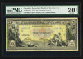 Canadian Currency: , Toronto, ON - The Canadian Bank of Commerce $20 Jan. 2, 1917 Ch. #75-16-04-20a. ...