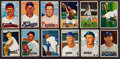 Baseball Cards:Lots, 1951 Bowman Baseball Collection (21) Mainly Stars & Fox Rookie....