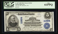 National Bank Notes:New York, Manhasset, NY - $5 1902 Plain Back Fr. 607 The First NB Ch. # 11924. ...