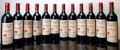 Red Bordeaux, Chateau Petrus 1982 . Pomerol. 3bsl, 1lwisl, 2hwisl, 6capsules cut to show cork, different importers. Bottle (12). ...(Total: 12 Btls. )