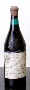 Spain, Lopez de Heredia Rioja 1942 . Vina Bosconia Gran Reserva.lbsl, outstanding color and condition. Bottle (1). ... (Total: 1Btl. )