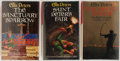 Books:Mystery & Detective Fiction, Ellis Peters. Group of Three Brother Cadfael First Edition,First Printing Books. Macmillan, 1981-1983. Very goo... (Total: 3Items)