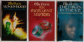 Books:Mystery & Detective Fiction, Ellis Peters. Group of Three Brother Cadfael First Edition, FirstPrinting Books. Macmillan, 1980-1985. Excellent Mystery...(Total: 3 Items)