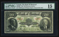 Canadian Currency: , Montreal, PQ - The Bank of Montreal $20 Jan. 2, 1923 Ch. #505-56-06. ...