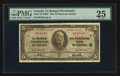 Canadian Currency: , Montreal, PQ - The Provincial Bank of Canada $5 Jan. 2, 1935 Ch. # 615-16-02. ...