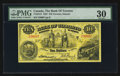 Canadian Currency: , Toronto, ON - The Bank of Toronto $5 Jan. 2, 1937 Ch. # 715-24-12....