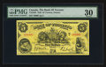 Canadian Currency: , Toronto, ON - The Bank of Toronto $5 Jan. 2, 1935 Ch. # 715-24-02....