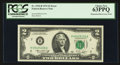 Error Notes:Mismatched Prefix Letters, Fr. 1935-B $2 1976 Federal Reserve Note. PCGS Choice New 63PPQ.....