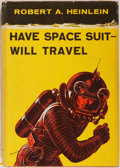 Books:Science Fiction & Fantasy, Robert A. Heinlein. Have Space Suit - Will Travel. Scribners, 1958. First edition, first printing with code A.9-58[m...