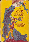 Books:Science Fiction & Fantasy, Robert A. Heinlein. The Star Beast. Scribners, 1954. First edition, first printing. Light rubbing and finger-soiling...
