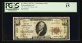 National Bank Notes:Alaska, Juneau, AK - $10 1929 Ty. 1 The First NB Ch. # 5117. ...