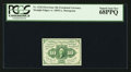 Fractional Currency:First Issue, Fr. 1242 10¢ First Issue PCGS Superb Gem New 68PPQ.. ...