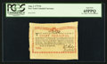 Colonial Notes:New York, New York August 2, 1775 (Water Works) 8s PCGS Gem New 65PPQ.. ...