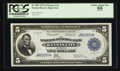 Large Size:Federal Reserve Bank Notes, Fr. 802 $5 1915 Federal Reserve Bank Note PCGS Choice About New 55.. ...