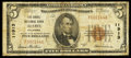 National Bank Notes:Oklahoma, Idabel, OK - $5 1929 Ty. 1 The Idabel NB Ch. # 11913. ...