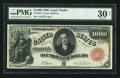 Large Size:Legal Tender Notes, Fr. 187j $1,000 1880 Legal Tender PMG Very Fine 30 Net.. ...