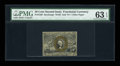Fractional Currency:Second Issue, Fr. 1320 50c Second Issue PMG Choice Uncirculated 63 EPQ....