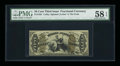 Fractional Currency:Third Issue, Fr. 1361 50c Third Issue Justice PMG Choice About Unc 58 EPQ....