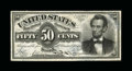 Milton 4S50F.1a 50¢ Fourth Issue Proof Choice About New