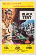 "Movie Posters:War, The Black Tent & Other Lot (Rank, 1957). One Sheets (2) (27"" X41""). War.. ... (Total: 2 Items)"