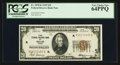 Small Size:Federal Reserve Bank Notes, Fr. 1870-K $20 1929 Federal Reserve Bank Note. PCGS Very Choice New 64PPQ.. ...
