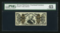 Fractional Currency:Third Issue, Fr. 1331 50¢ Third Issue Spinner PMG Choice Extremely Fine 45.. ...