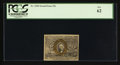 Fractional Currency:Second Issue, Fr. 1284 25¢ Second Issue PCGS New 62.. ...