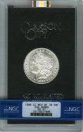 GSA Dollars: , 1880/79-CC $1 Reverse of 1878 MS62 NGC. NGC Census: (186/1302).PCGS Population (303/2451). Mintage: 591,000. Numismedia Ws...