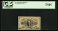 Fractional Currency:Third Issue, Fr. 1251 10¢ Third Issue PCGS Superb Gem New 67PPQ.. ...
