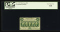 Fractional Currency:First Issue, Fr. 1311 50¢ First Issue PCGS Very Choice New 64.. ...