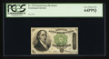 Fractional Currency:Fourth Issue, Fr. 1379 50¢ Fourth Issue Dexter PCGS Very Choice New 64PPQ.. ...