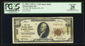 National Bank Notes:Kentucky, Barbourville, KY - $10 1929 Ty. 1 The First NB Ch. # 6262. ...