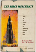 Books:Science Fiction & Fantasy, Frederik Pohl and C. M. Kornbluth. SIGNED. The Space Merchants. Ballantine, 1953. First edition, first printing. Cur...