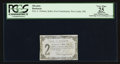 Obsoletes By State:New Hampshire, Fort Constitution, NH- Geo. L. Folsom, Sutler 2¢ Keller NH-SA002-B. ...