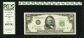 Small Size:Federal Reserve Notes, Fr. 2107-B* $50 1950 Mule Federal Reserve Note. PCGS Gem New 65PPQ.. ...