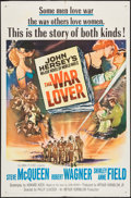 "Movie Posters:War, The War Lover and Other Lot (Columbia, 1962). One Sheet (27"" X 41"")and Half Sheet (22"" X 28""). War.. ... (Total: 2 Items)"